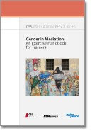 Gender in Mediation: An Exercise Handbook for Trainers