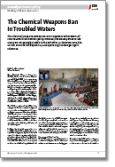 No. 207: The Chemical Weapons Ban in Troubled Waters#Nr. 207: C-Waffenverbot in schwerem Fahrwasser