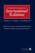 Revisiting 'identity' in International Relations: From identity as substance to identifications in action